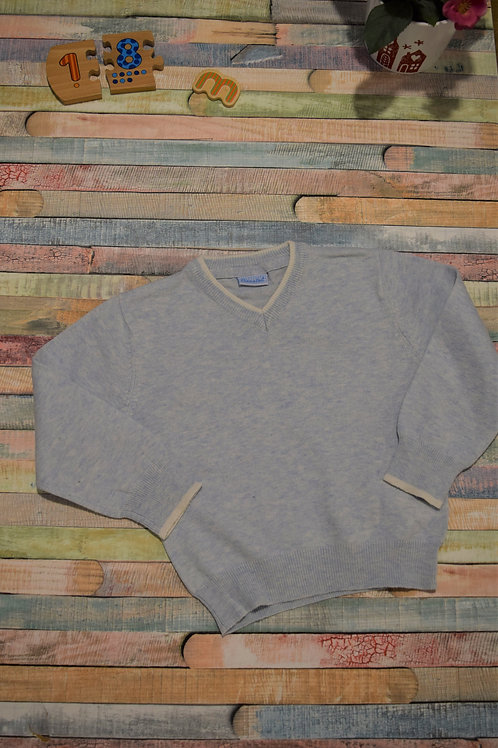 Grey Sweater 12-18 Months Old