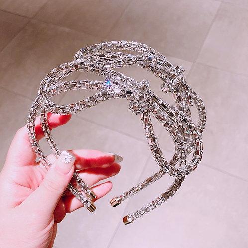 Sparkling Amazing Design Bow Headband