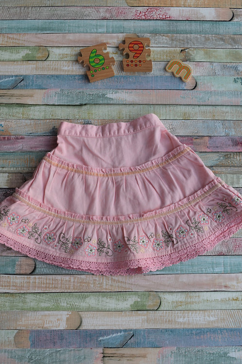 Pink Cute Skirt 6-9 Months Old