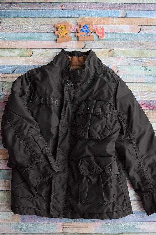 Boys Brown Jacket 3-4 Years  Old