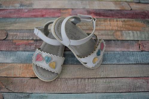 Summer Hearts Sandals