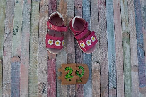 Pink Aghata Size 20