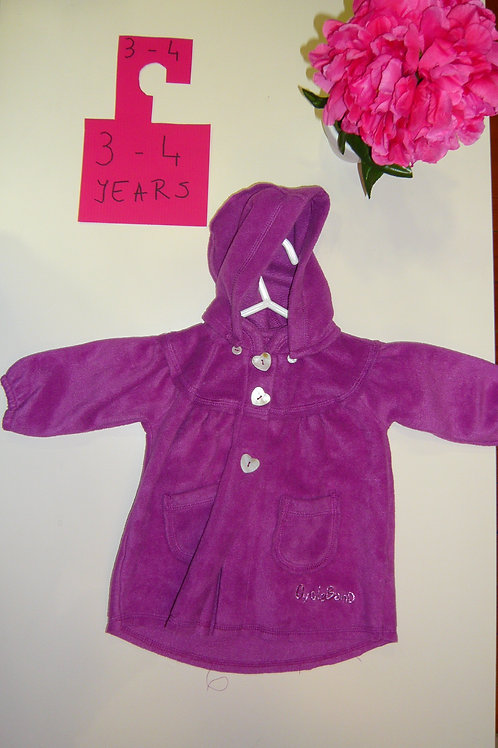Polar Purple Hearts