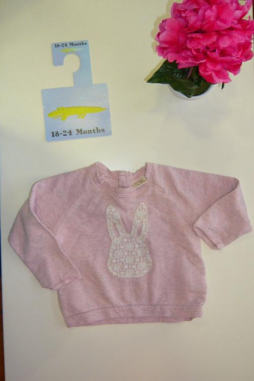 Lace Bunny Blouse