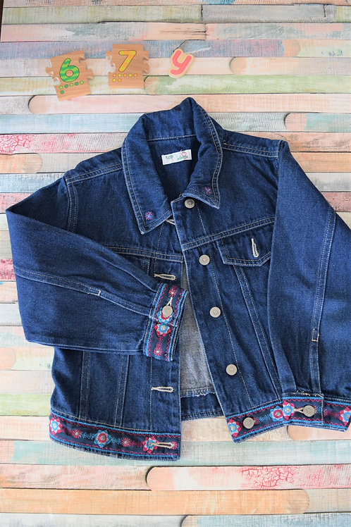 Jeans Jacket 6-7 Years Old