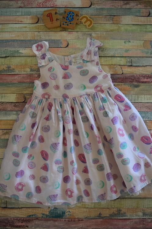 Pumpkin Patch Dress 12-18 Months