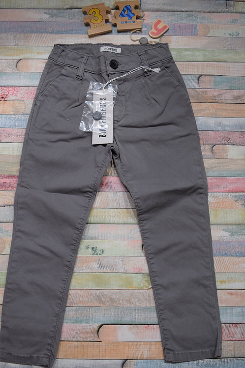 Bikkembergs Grey Trousers 3-4 Years Old