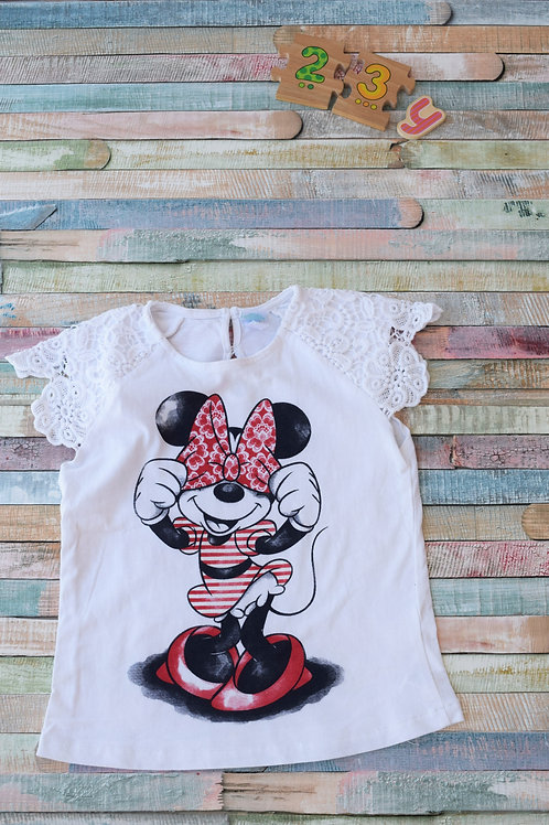 Mickey Mouse Tshirt 2-3 Years Old