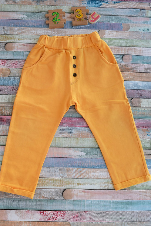 Orange Trousers 2-3 Years Old