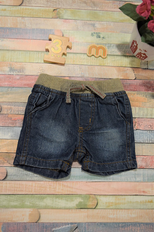 Jeans Summer Shorts 0-3 Months