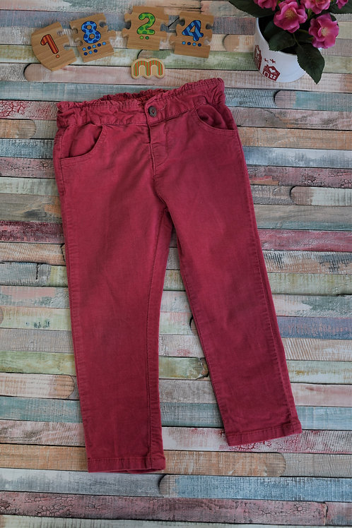 Pink Forever Summer Long Trousers