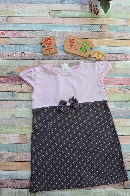 Dotty Summer Dress 9-12 Months