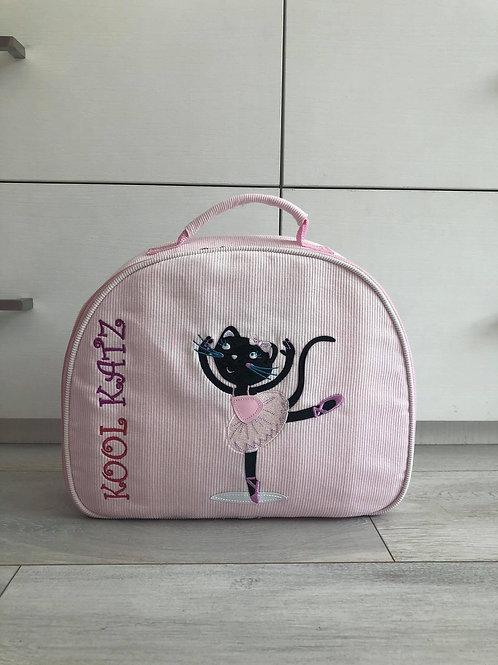 Gorgeous Girls Ballet Bag with Ballerina Cat