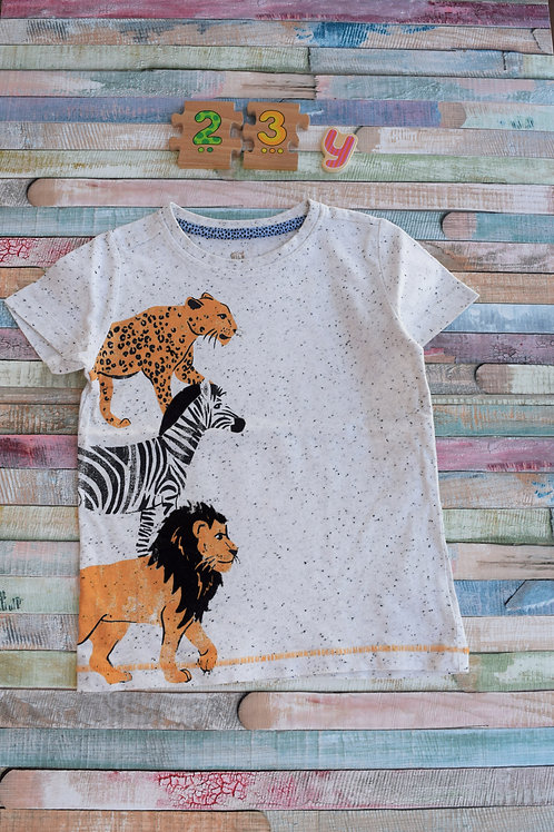 Lion Tshirt 2-3 Years Old