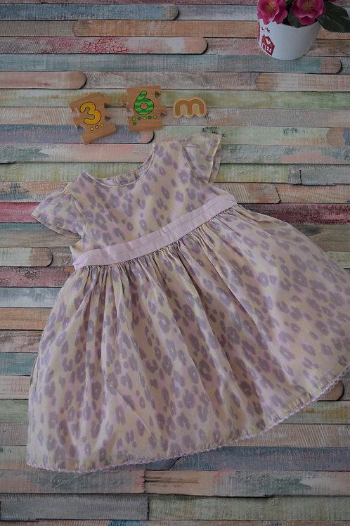 Elegant Summer Dress 3-6 Months