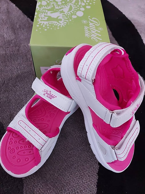 Blanco Sandals For Girls