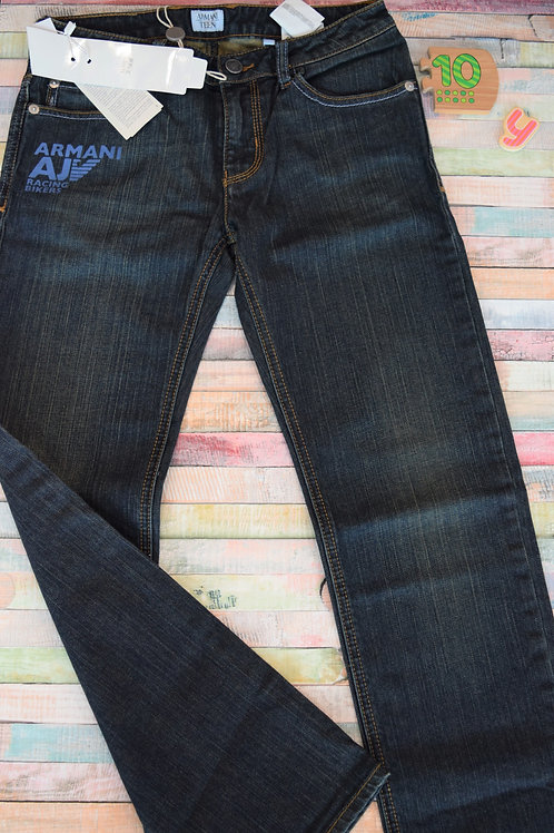 Armani Junior Jeans 9-10 Years Old