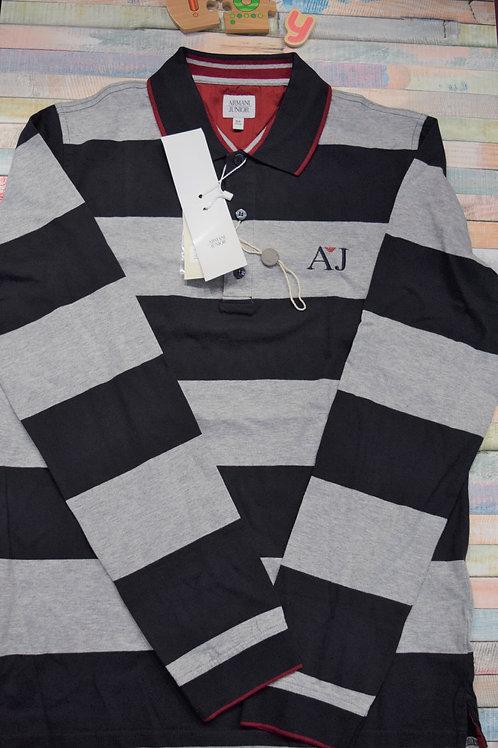 Armani Junior Long Sleeve Blouse 15-16 Years Old