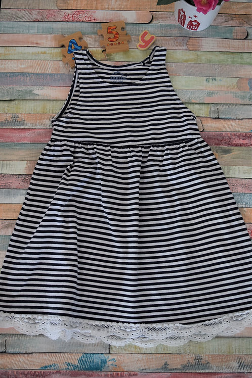 Mariner Cotton Dress 4-6 Years Old