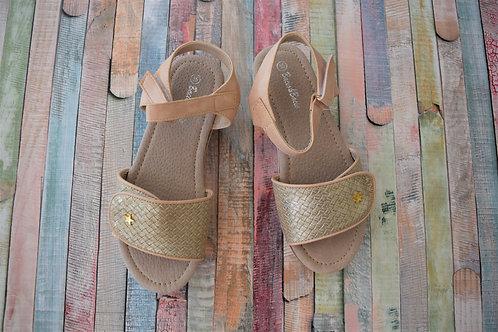 Beige Summer Sandals Size 29, 31,32
