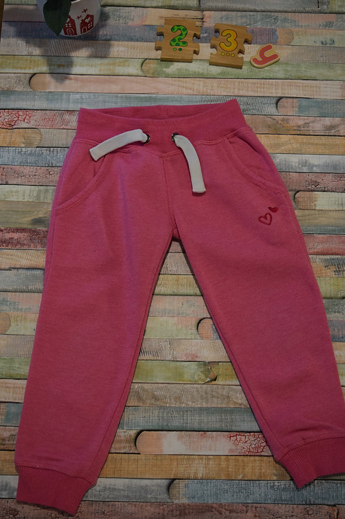 Pink Sport Trousers 2-3 Years Old