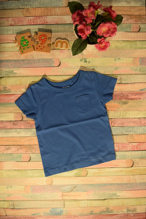 The Blue T-shirt by Next
