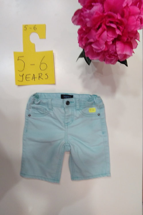 Turquoise Time Shorts