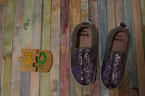 Sparkly Shoes Size 30