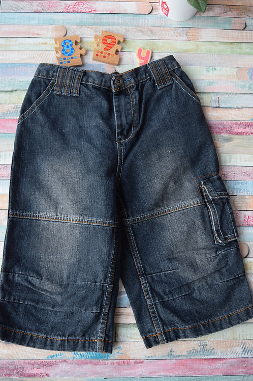 Jeans Knee Shorts 8 - 9 Years Old