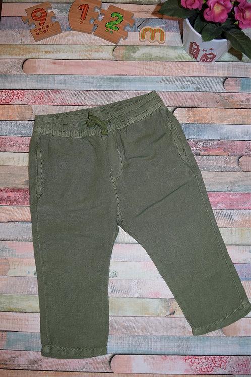 Green Summer Trousers