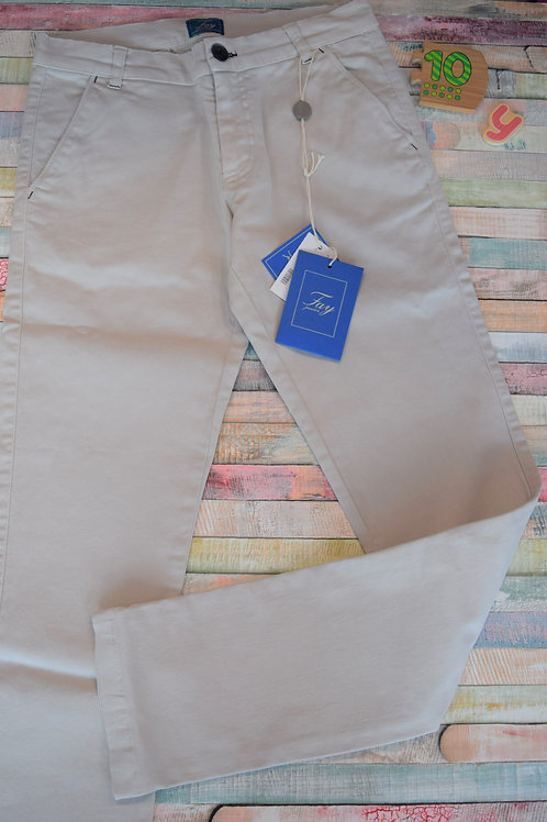 Fay Grey Summer Trousers 9-10 Years Old
