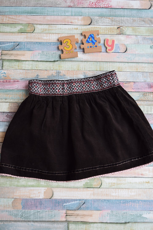 M&S Winter Skirt 3-4 Years Old