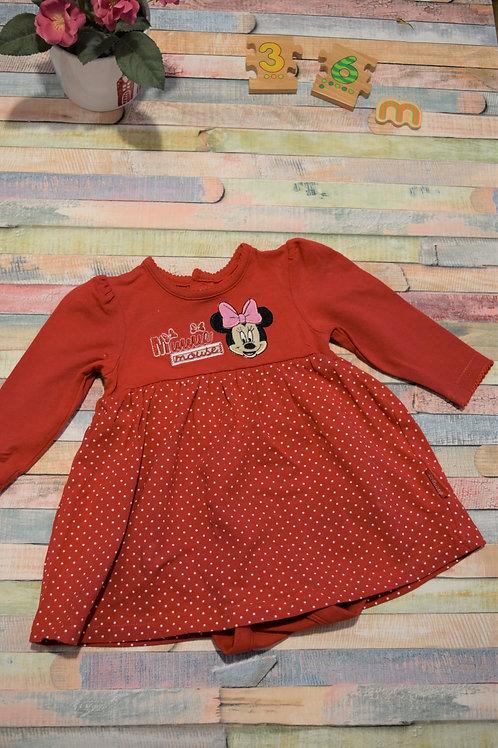 Minnie Dress 3-6 Months old