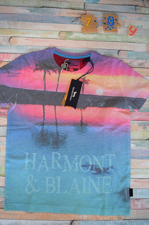 Harmont & Blaine Tshirt 7-8 Years Old