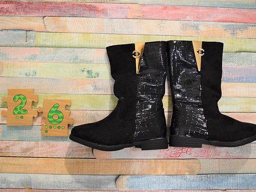 Black Velvet Size 26