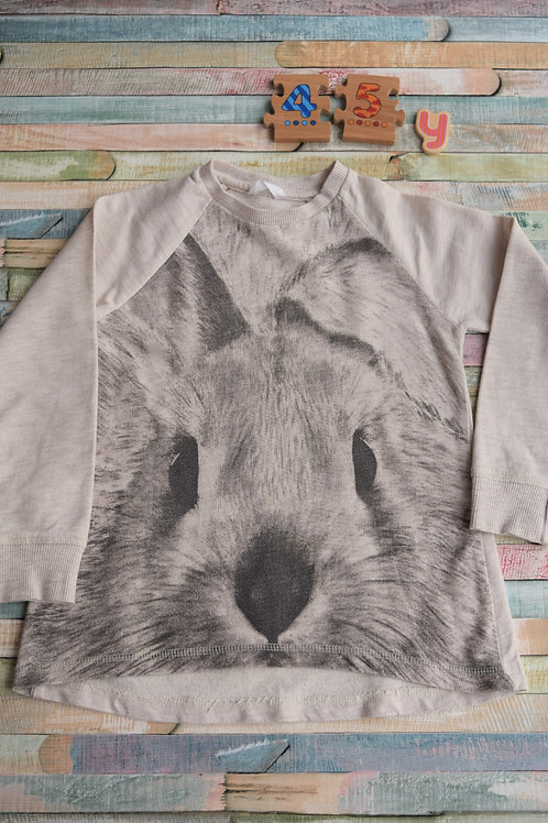 Bunny Blouse 4-5 Years Old