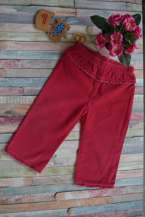 Pink Summer Trousers
