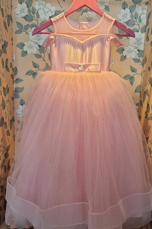 Anastasia Pink Pearl Princess Dress