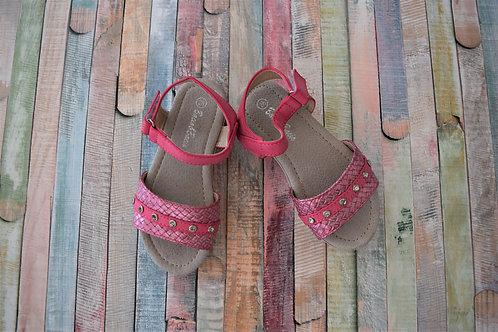 Pink Summer Sandals Size 31,32