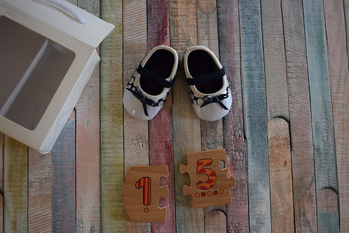 Baby Shoes Blue Size 15