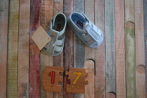 Baby Boy Shoes Size 17