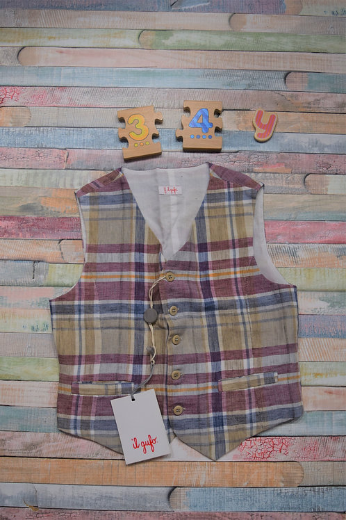 Il Gufo Summer Vest 3-4 Years Old