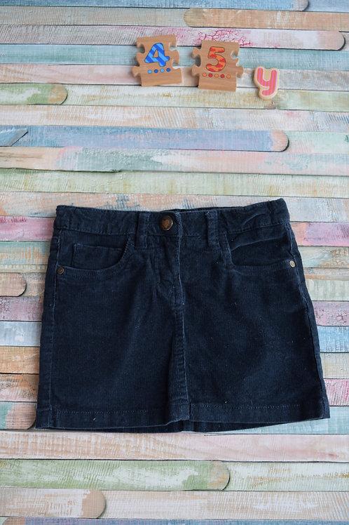 Dark Blue Skirt 4-5 Years Old
