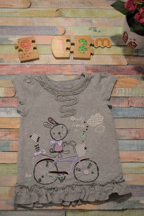 The Bunny on a Bicycle 9-12 Months