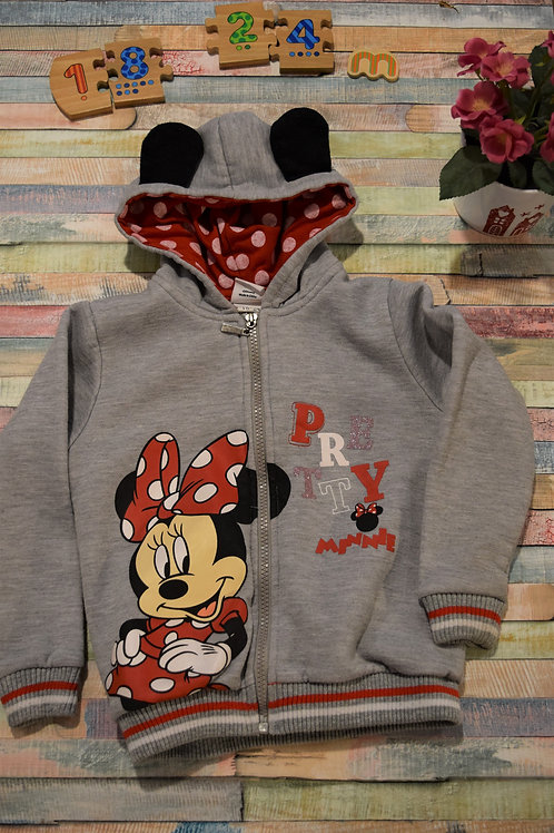 Minny Mouse Jacket 18-24 Years Old