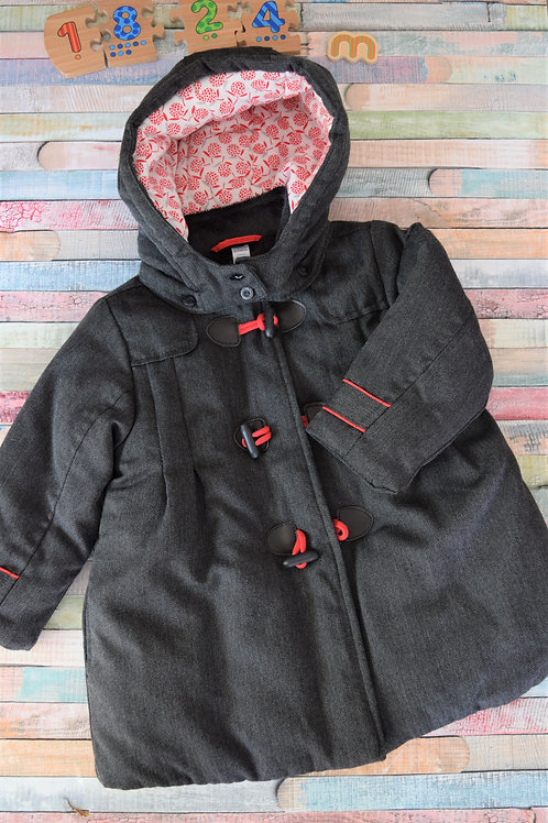 Winter Coat Girls 18 - 24 Months