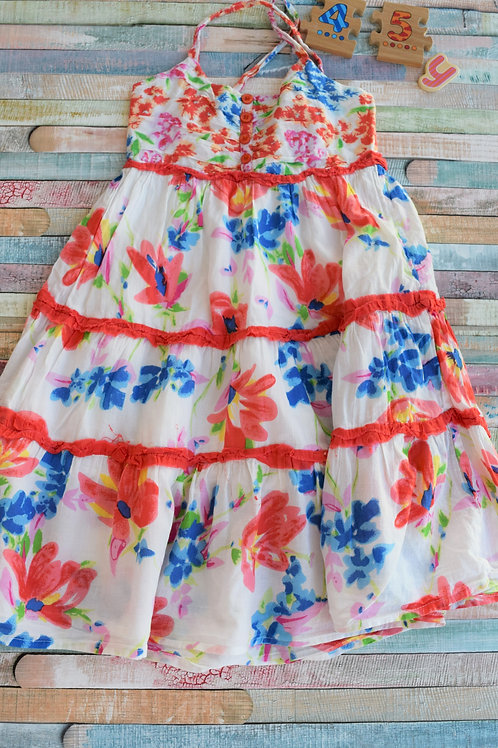 Flower Dress 4-5 Years Old