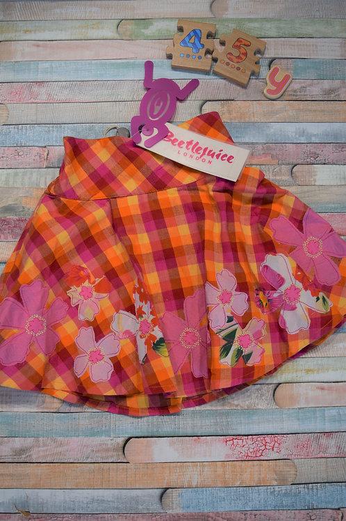 Beetlejuice London Skirt 4-5 Years Old
