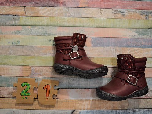 Red Boots Size 21
