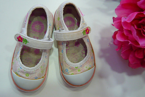 Pablosky Girls Shoes Size 22